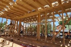 каркасное строительство дома