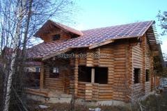 строительство крыши дома обрешетка
