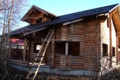 строительство крыши дома с кровлей мягкая черепица