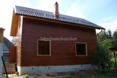 строительство крыши дома кровля металлочерепица